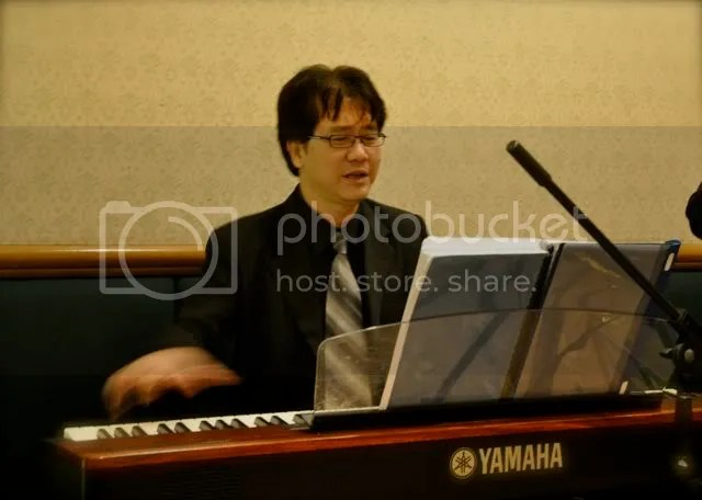 Piano Instructor: Parry Yap