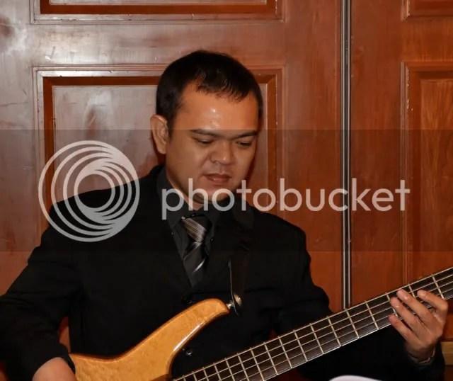 Bass: Mr Patrick Wong