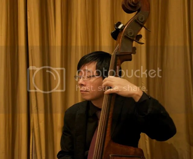 Double Bassist: Wah Yong
