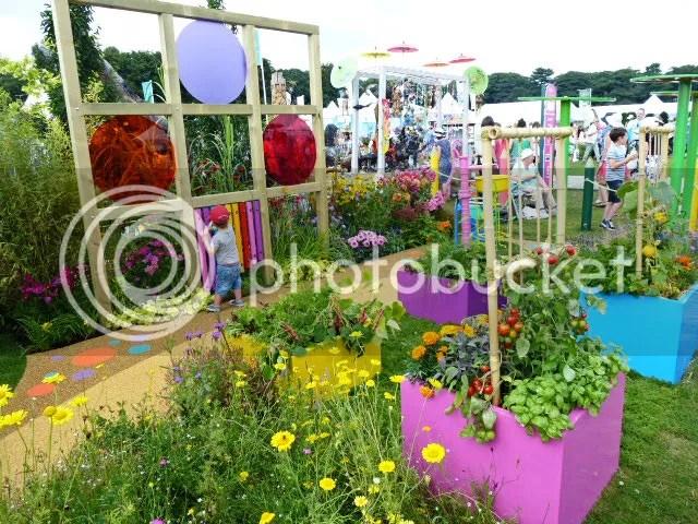 A Child's Garden Ideas From RHS Tatton
