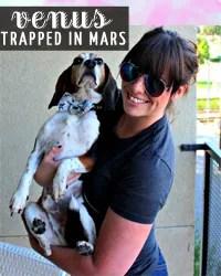 Venus Trapped in Mars