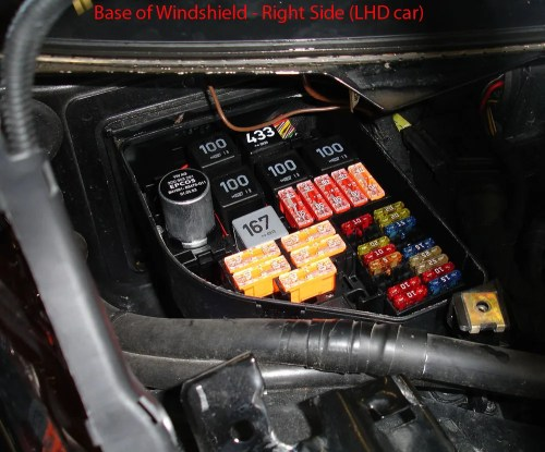 small resolution of audi a4 fuse box location 2004
