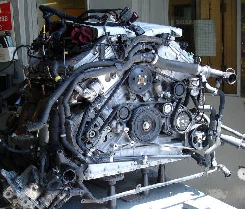 small resolution of vwvortex com w12 timing chain and serpentine belt acura mdx audi q7 belt diagram