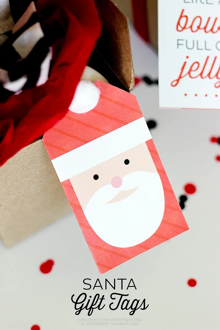 20 Of The Most Amazing Free Printable Holiday Gift Tags Wrap
