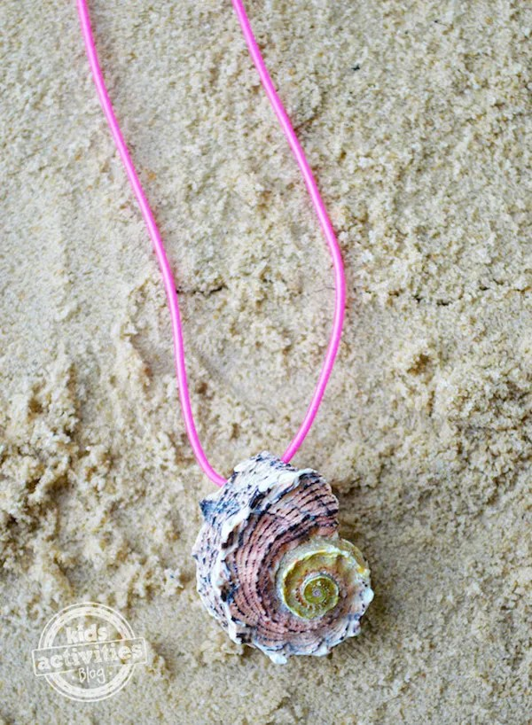 13 Easy Crafts Using Shells Your Kids Can Make This Summer