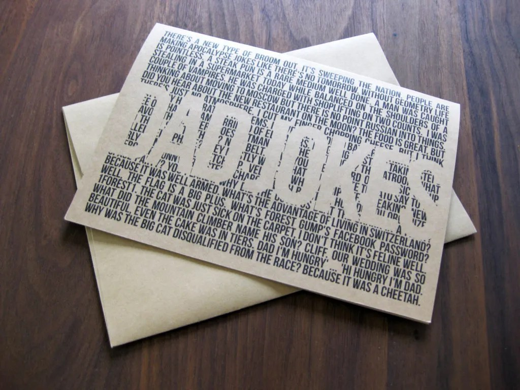 Funny Jokes Fathers Day