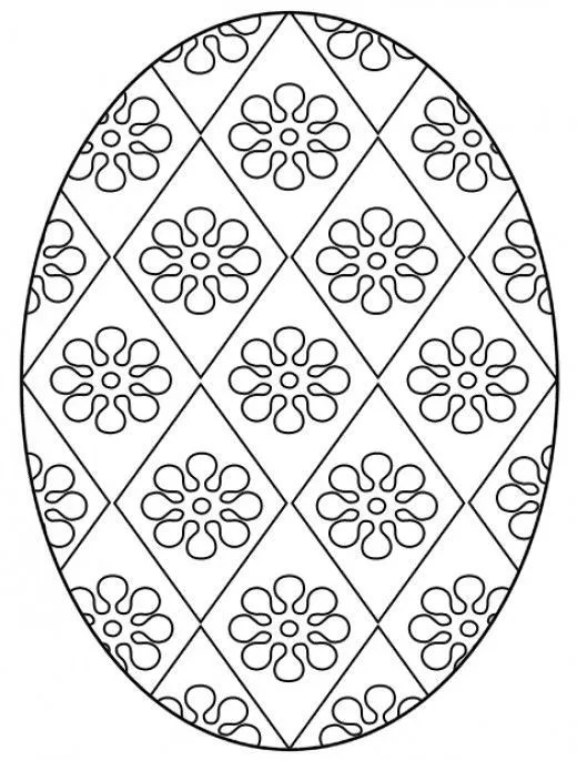 Advanced Coloring Pages Stained Glass Coloring Page 10
