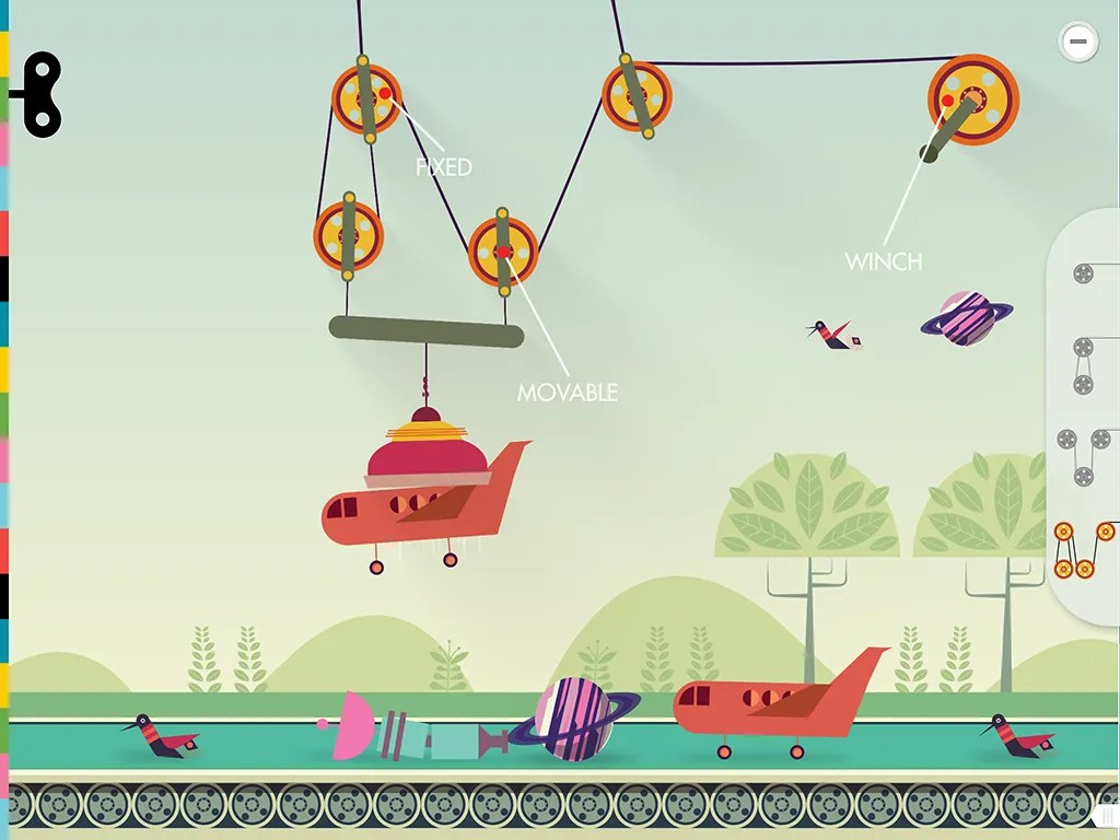 Simple Machines App By Tinybop Kids Learning Physics