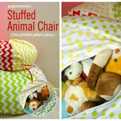 Awesome Bean Bag Chairs Office Chair Armless 7 Favorite Stuffed Animal Storage Solutions For Your Kids' Fuzzy Friends