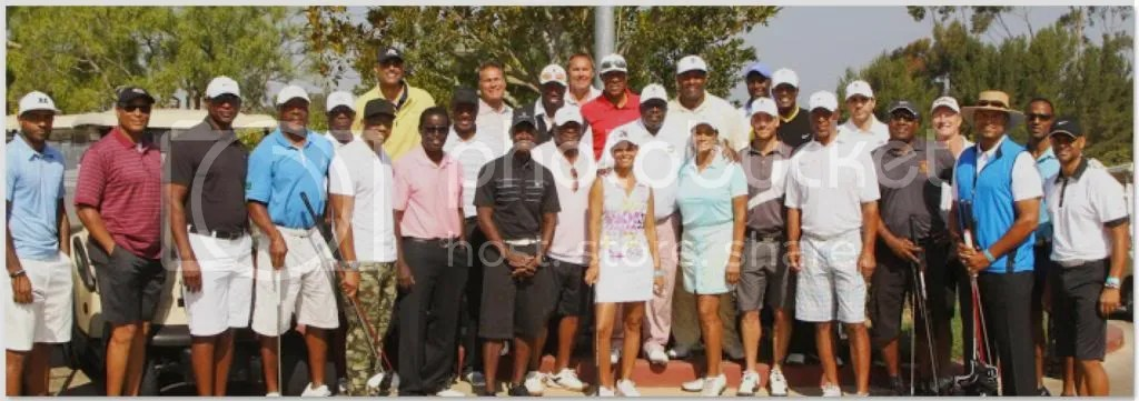 """Cedric """"The Entertainer"""" was pleased to announce the launch of The Inaugural Cedric """"The Entertainer"""" Celebrity Golf Classic  - GBK"""