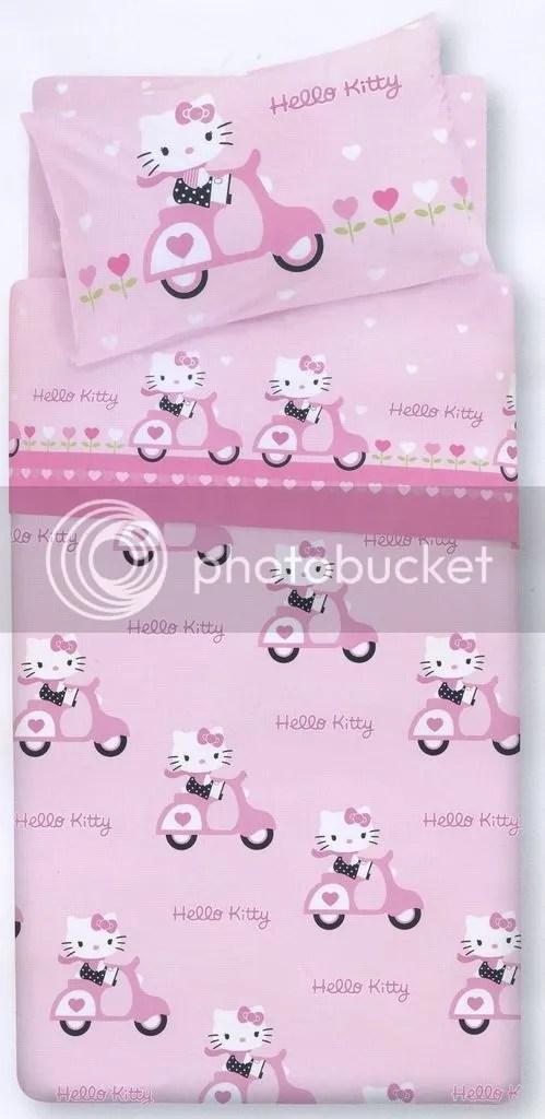 Trapunta piumone invernale hello kitty. Literie Linge De Lit Piumone Invernale Singolo Trapunta Hello Kitty 1 Piazza Cuore Gabel Maison