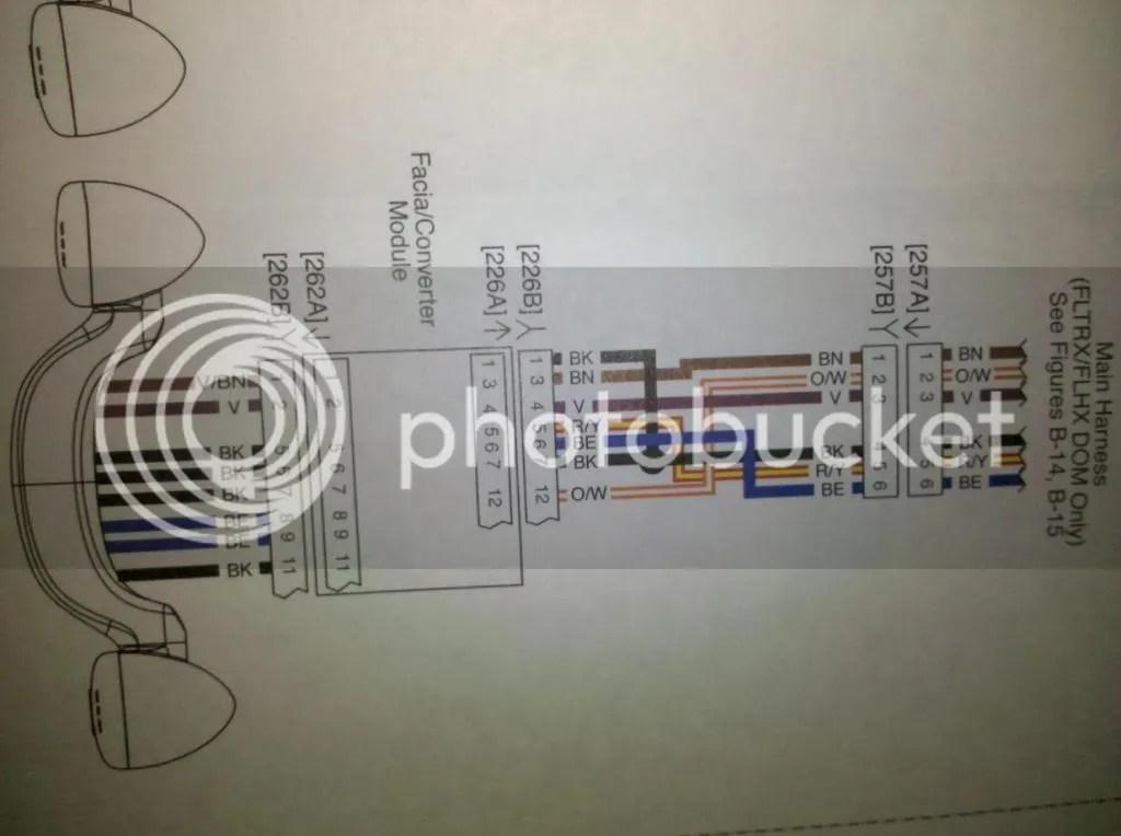 harley wiring diagram bird foot tribar taillight schematics? - davidson forums