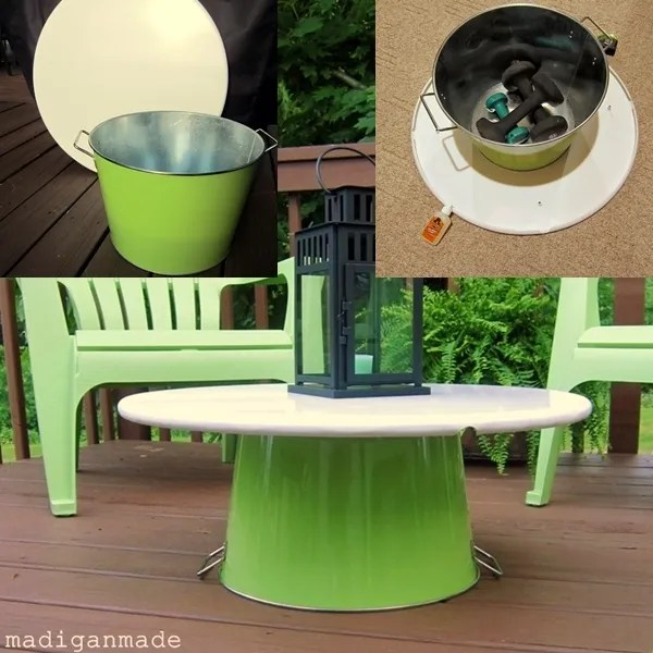 Update Your Outdoor Space On The Cheap {with Bright Apple