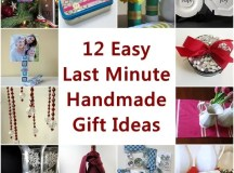 12 Easy Last Minute Handmade Holiday Gift Ideas ...