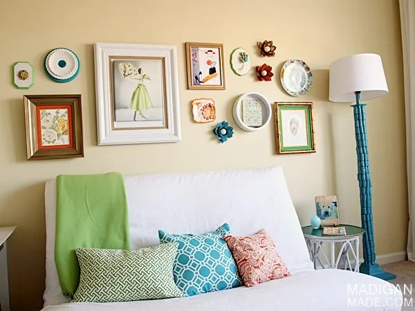vintage gallery wall ideas