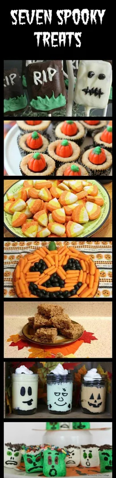 Seven Spooky Halloween Treats