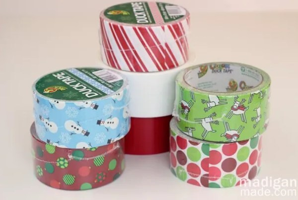 fun duck tape craft ideas