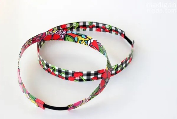 Super Easy Duck Tape® Headbands - Rosyscription