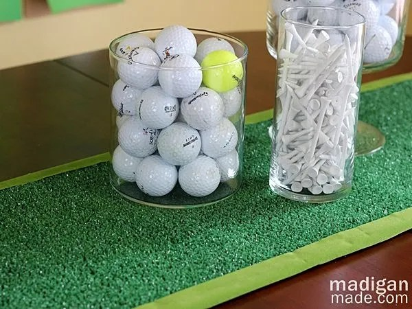 easy artificial turf table runner
