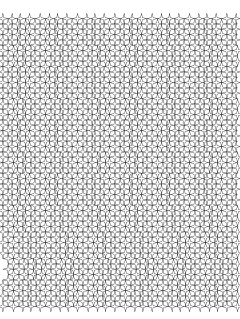 geometric free printable pattern