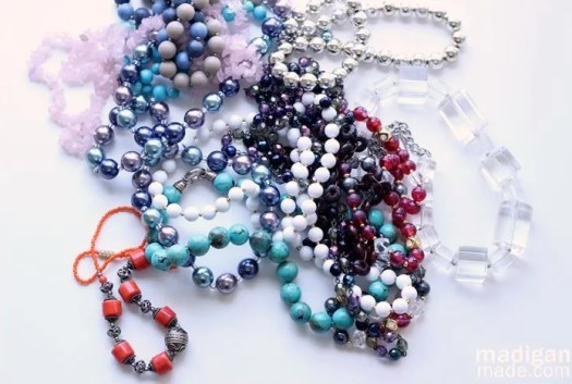 What Would You Make With Old Jewelry Rosyscription