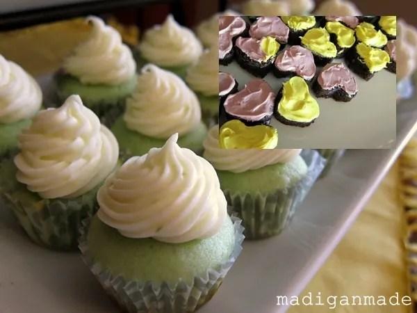 Tiny And Pretty Dessert Buffet Ideas Rosyscription