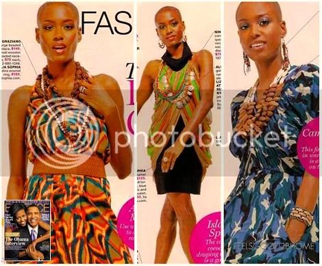 Nnenna Agba Essence March 2010