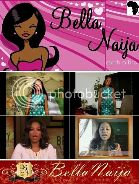 FG2BH Buzz: Bella Naija's Oprah Moment