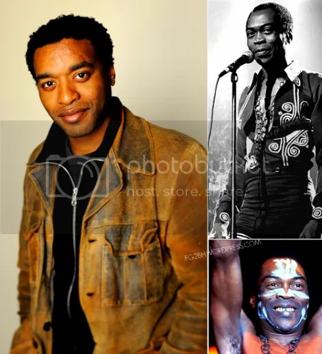 cHIWETEL AS FELA