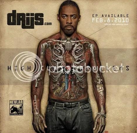Idris Elba DJ Driis