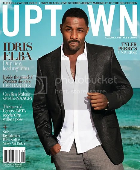 Idris Elba Covers Uptown