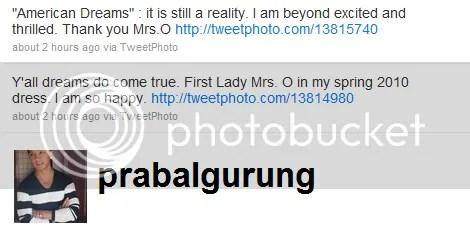 Prabal Gurung Twitter