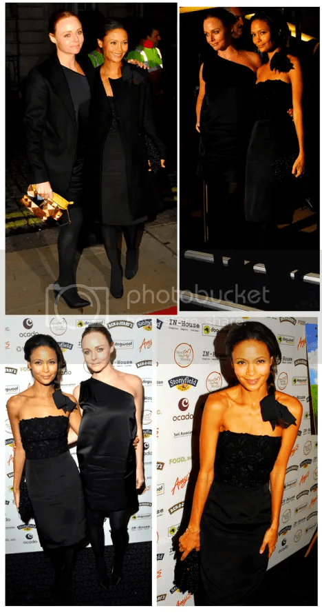 Thandie Newton at Food Inc
