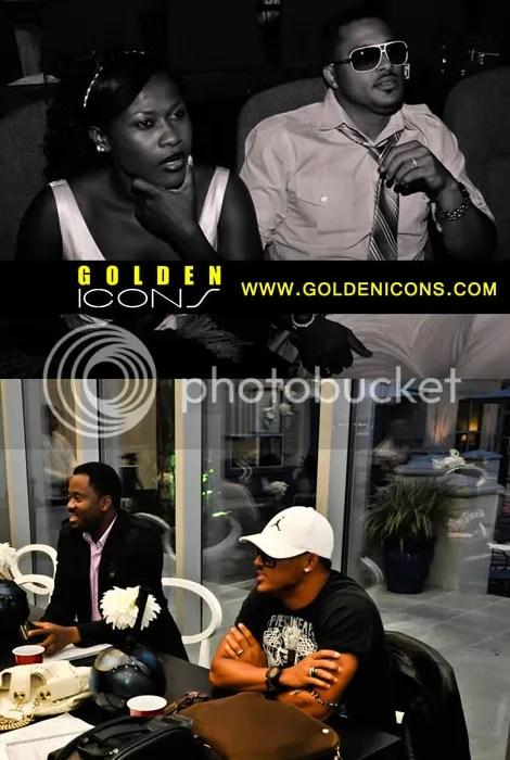 Van Vicker, Desmond Elliot & Uche Jombo's Houston, Texas Nollywood Happenings!