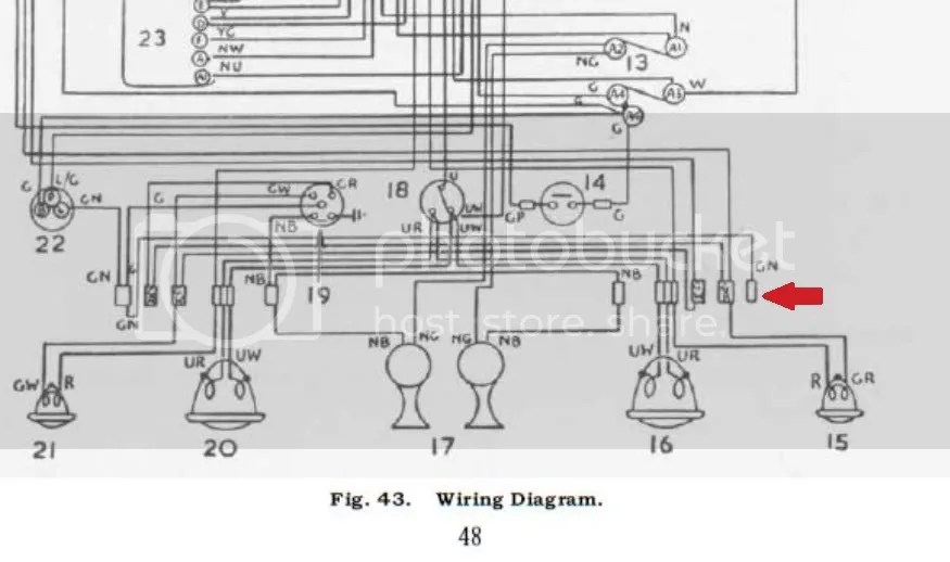 TR2/3/3A Help with TR3A wiring diagram