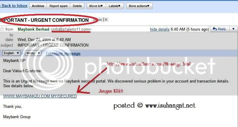 penipuan internet maybank2u