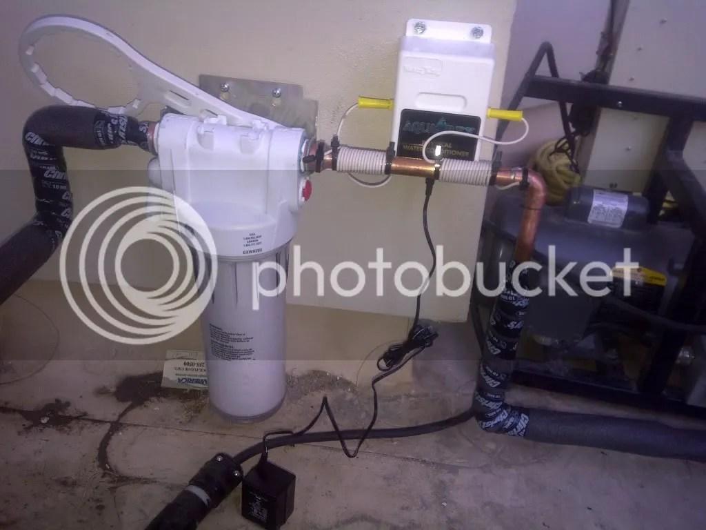 aqua rex,water conditioner