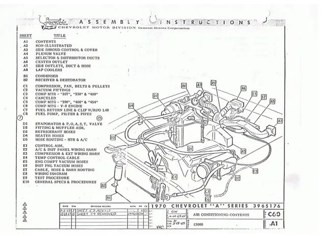 85 Chevy C10 Fuse Box Diagram, 85, Get Free Image About