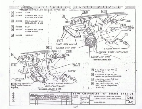 small resolution of 1967 chevelle ss wiring diagram schematic