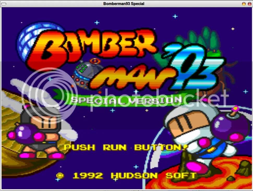 Bomberman '93 Special