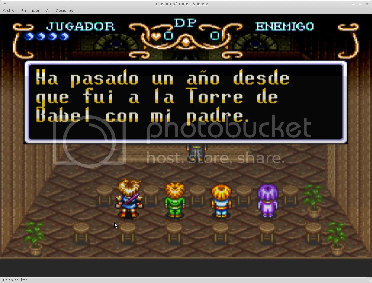 Ilusion Of Time - Juego