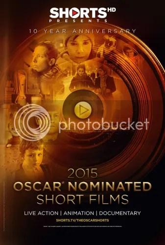 Oscar Shorts 2015