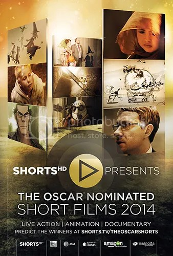 2014 Oscar Nominated Short Films