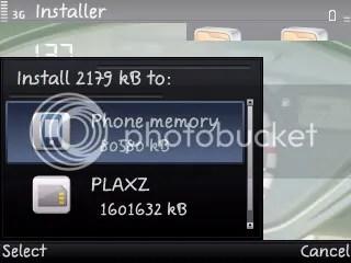memori telepon
