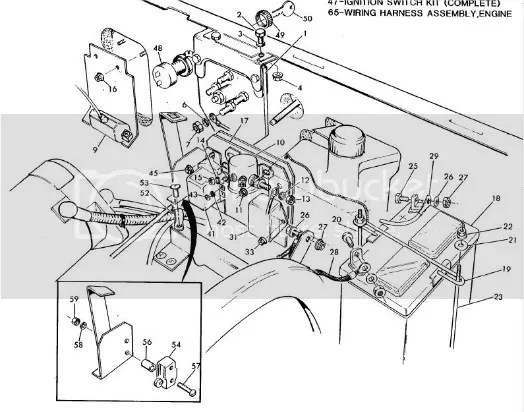 Wiring Diagram For 1986 Ezgo Golf Cart