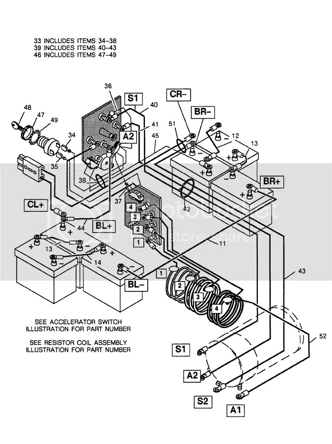 Ezgo Txt Battery Wiring Diagram