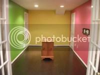Multicolor Kid's playroom - Paint Talk - Professional ...