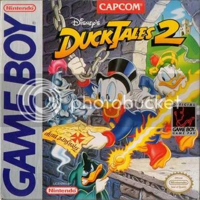Duck Tales Duece