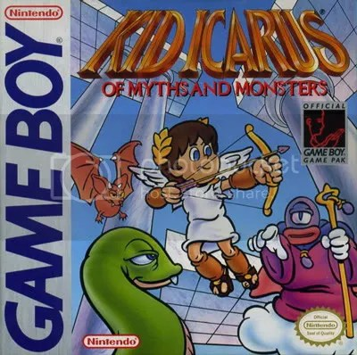 Pit's second outting Top 10 Wish List of Original GB Games for 3DS Virtual Console eShop Top 10 Wish List of Original GB Games for 3DS Virtual Console eShop KidIcarus
