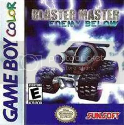 Blast Your Master Top 10 GameBoy Color games for 3DS Virtual Console eShop Top 10 GameBoy Color games for 3DS Virtual Console eShop BlasterMasterEnBelowBox